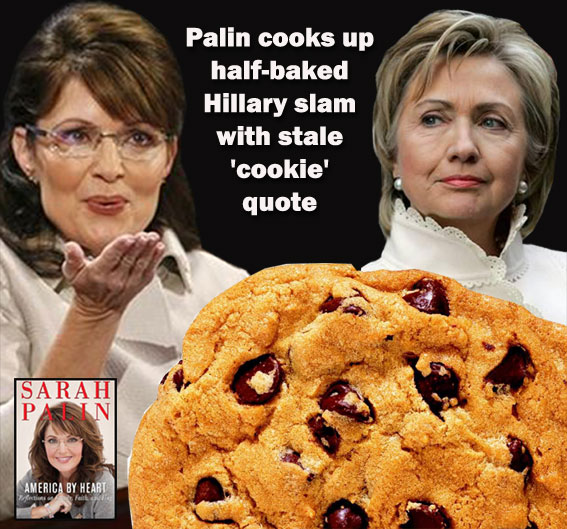 Hillary Clinton's Chocolate Chip Cookies Recipes — Dishmaps