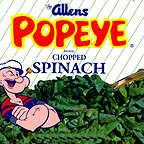 popeye stricken by tainted spinach the humor gazette